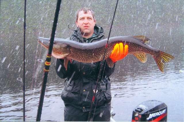 Spring 2009 Fish Trip - Kapitachuan Club, Senneterre Area, Quebec - BlueWalleyes